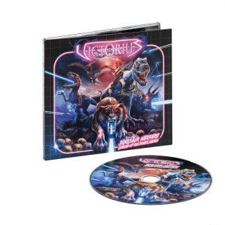 CD Victorius Dinosaur Warfare - Legend Of The Powersaurus