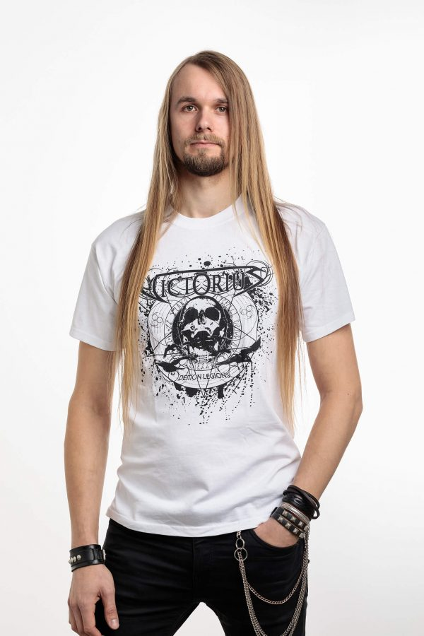 Shirt Demon Legions White